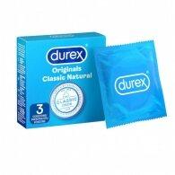 Durex Original Προφυλακτικά πακέτο των 3