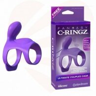 C-Ringz Ultimate Couples Cage with vibration RC