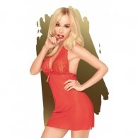 Penthouse Sweet Spicy Chemise Red