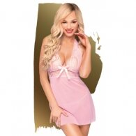 Penthouse Sweet Spicy Chemise Light Pink