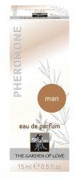 SHIATSU MAN PHEROMONES 15ML