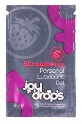 Strawberry Personal Lubricant Gel - 5ml sachet