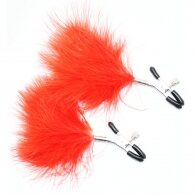 Nipple Clamps with Feather