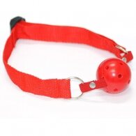 Simple Red Ball Gag