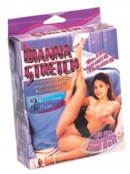 Doll Dianna Stretch