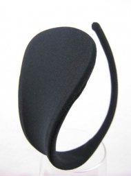 Κλασσικό c-string σε μαύρο χρώμα