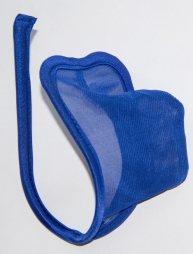 Τούλινο ανδρικό c-string με πουγκί Man C-String