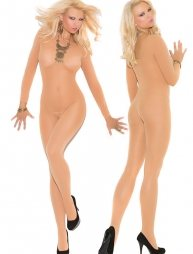 Flesh Seamless Bodystocking