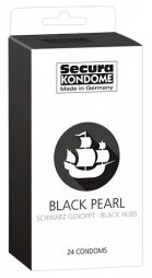 Secura Black Pearl 24pcs