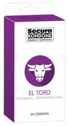 Secura El Toro 24pcs