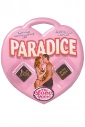 Ζάρια PARADICE με διάφορες ερωτικές στάσεις