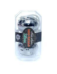 Kulki-Duo-Balls Silver 3,2 εκ