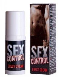 SEX CONTROL Erect