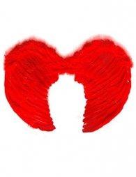 Red Angel Wings