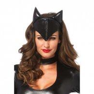 Copricapo feline femme fatale mask
