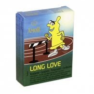 Amor Long Love 3 Pcs
