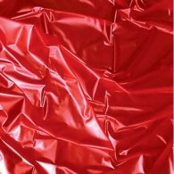 Sheet In Latex Red Sexmax Wetgames 180x220 Cm