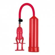 Sviluppatore a pompa pump up finger touch red
