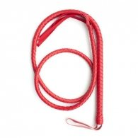 Indy flog whip (red)