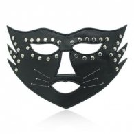 Cat mask black
