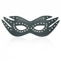 Three line mask black