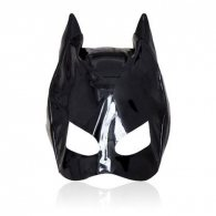 Cat mask large black