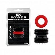 GK Power Hard-on Rings Set 4,3 εκ