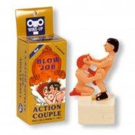 Blow job wind-up dolls
