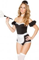 Darling French Maid Costume