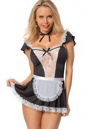 Naughty Dress Maid Costume