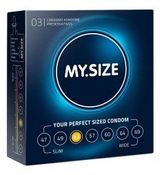 My Size 53 (3 Condoms)