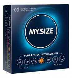 My Size 57 (3 Condoms)