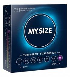 My Size 69 (3 Kondome)