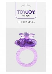 FLUTTER-RING VIBRATING RING PURPLE