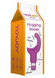 HUGGING GOOSE PURPLE