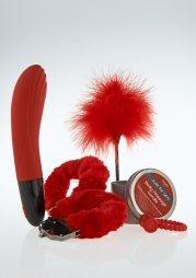 Ερωτικό Σετ JFY LUXE BOX NO 4 RED
