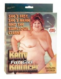 ΚΟΥΚΛΑ BETTY FAT GIRL BOUNCE