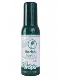 Πρωκτικό Λιπαντικό Herbal Personal Lubricant Gel - 100ml