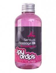 Ερωτικό μασάζ φράουλα Sensual Massage Oil - 250ml - Strawberry